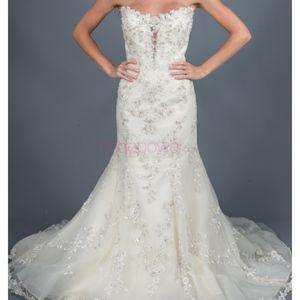 Sottero and Midgley Dresses - Sottero and Midgley Wedding Gown Maddalena